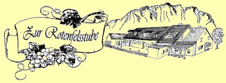 """Gasthaus """"Zur Rotenfelsstube"""""""